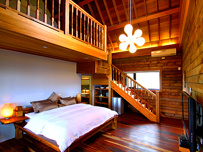Taitung Accommodation‧Fujung Cabin Resort